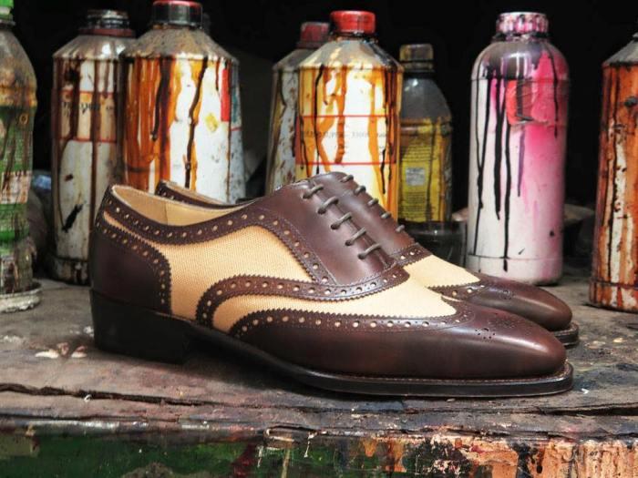 Fugashin shoes