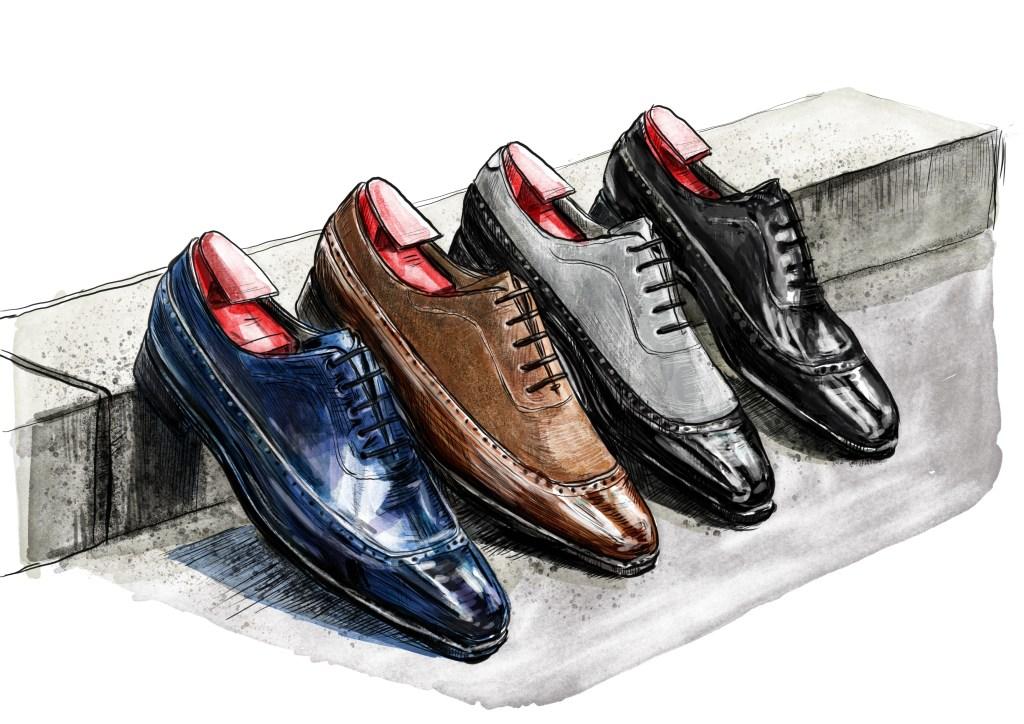 shoesbluer