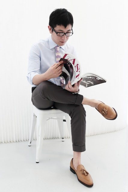 Ed Et Al - Singaporean Shoemakers On The Rise