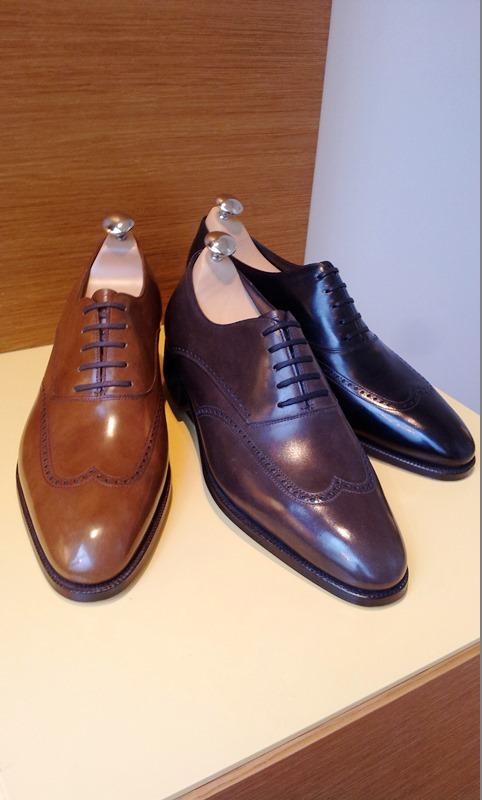 Mto John Lobb William Brilliant The Shoe Snob Blog