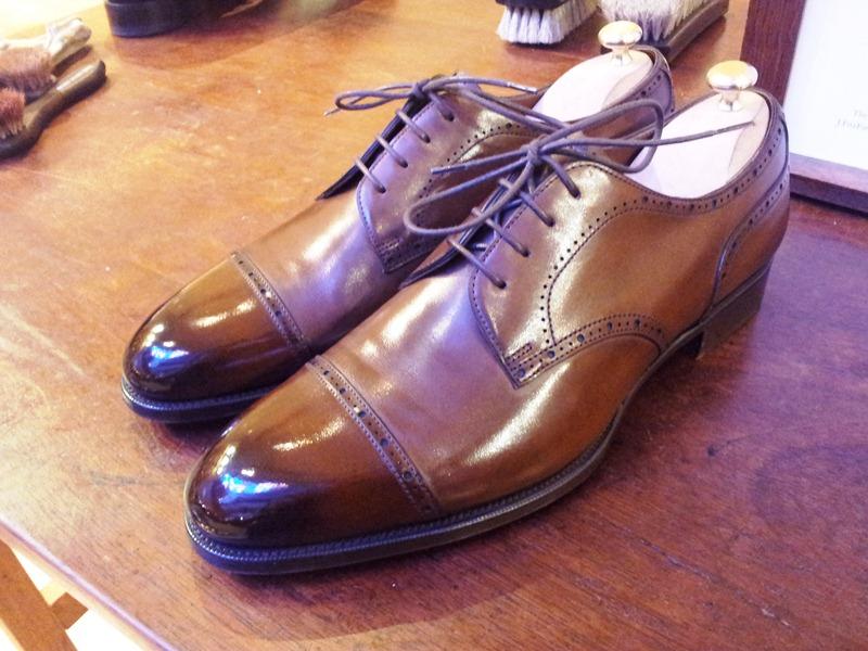 The Burnished Toe The Shoe Snob Blog