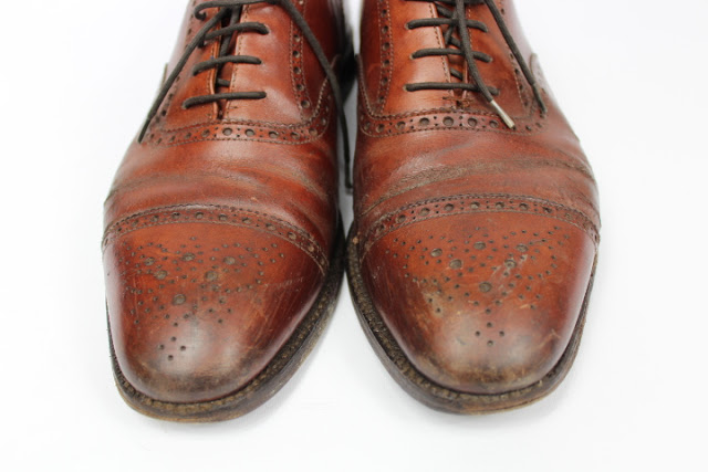 How To Restore Brown Dress Shoes