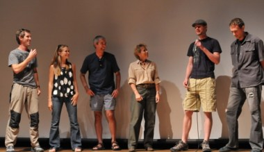 "Best Film 2010 ""Hippie Go Yuppie"" went to Rose Rock Entertainment LLC which is the drama team that does the Hitchin' Post Theater at the Nomad."