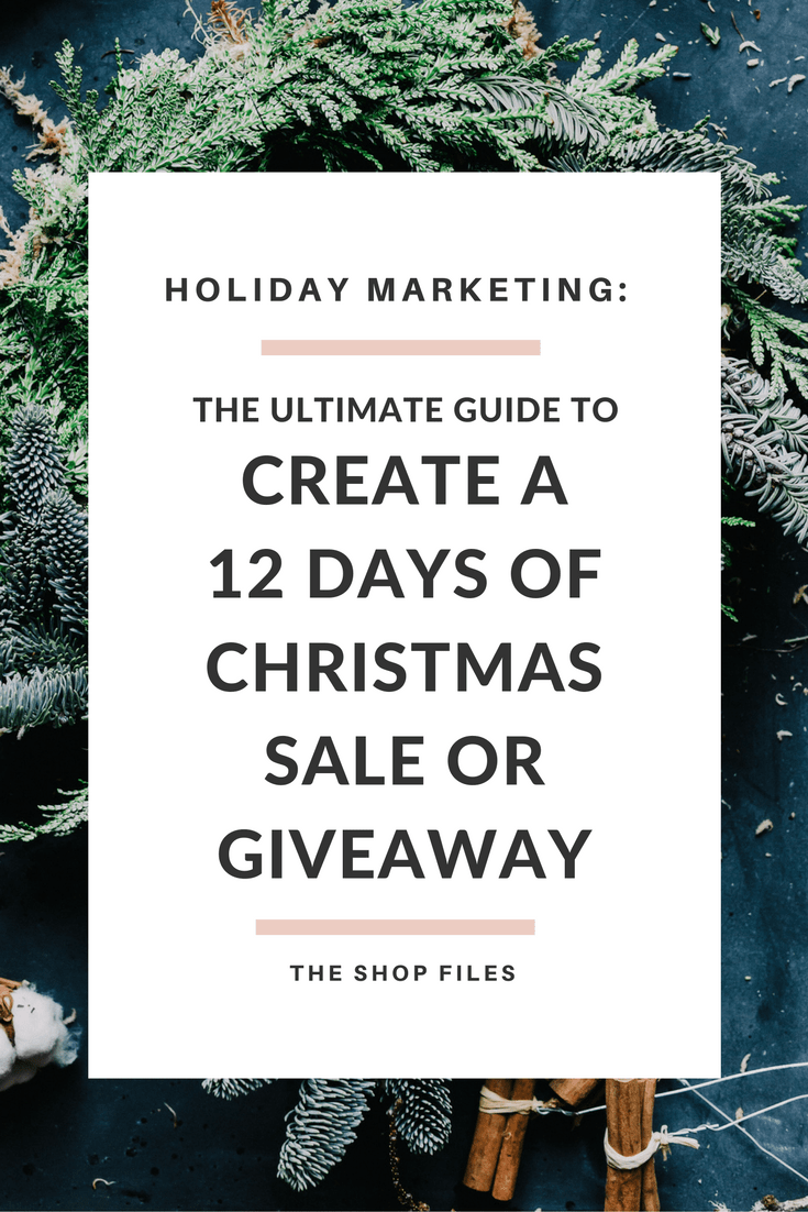 Holiday Marketing: The Ultimate Guide to Creating a 15 Days of