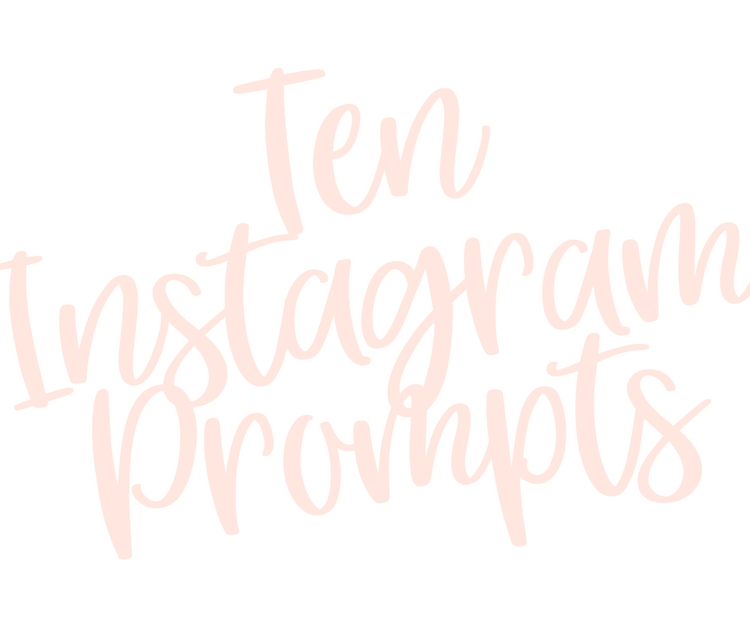 How to Use Instagram - Ten Instagram Caption Ideas for Shop Owners and Etsy shops