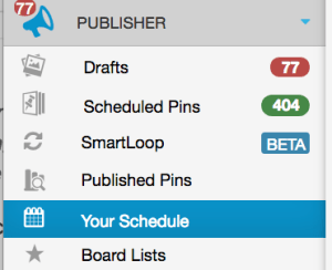 How to schedule pins on Pinterest using the Tailwind Pinterest scheduler