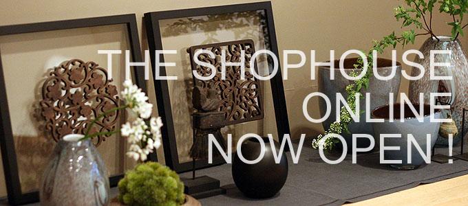 THE SHOPHOUSE ONLINE 開店のお知らせ