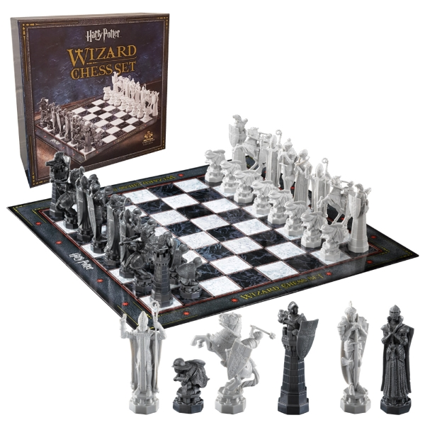 Harry Potter Wizards Chess Set The Shop That Must Not Be Named