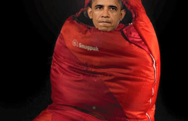 Obama satire