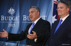 joe hockey budget
