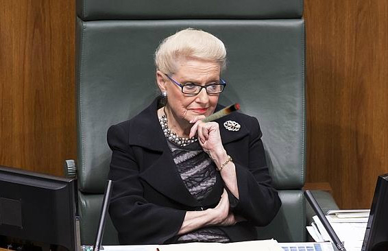 bronwyn bishop taxpayer money