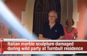 Turnbull marble sculpture