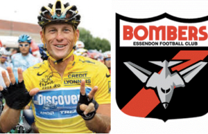 lance armstrong essendon
