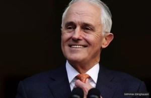 malcolm turnbull resignation