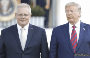 trump and morrison