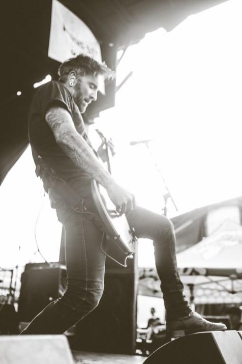Anberlin - Photo: Tanner Morris