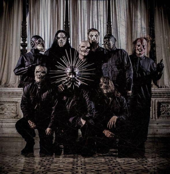 Slipknot - New Masks