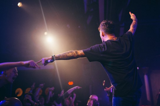 New Found Glory (at) Varsity Theater_11
