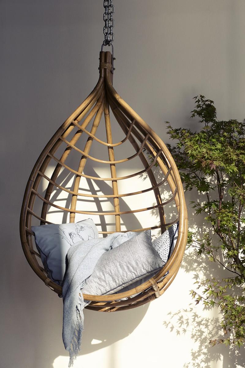 Hang Schommelstoel Voor Buiten.Egg Hanging Chair