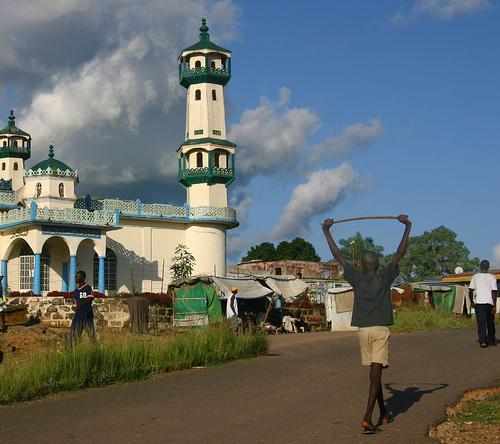 Kono-mosque