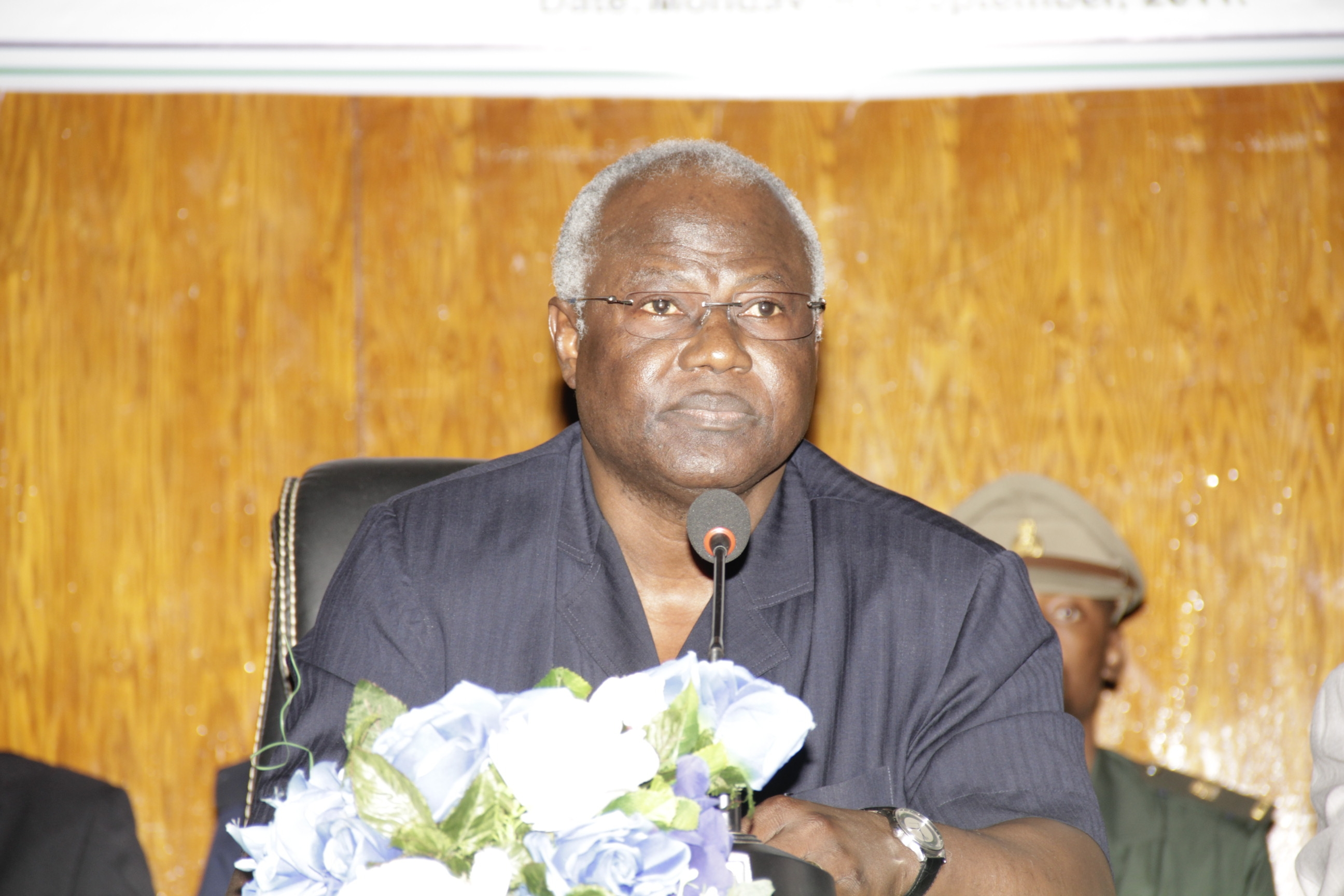 PRESEIDENT KOROMA SPEAKS ABOUT VIOLENCE SEPT 2011