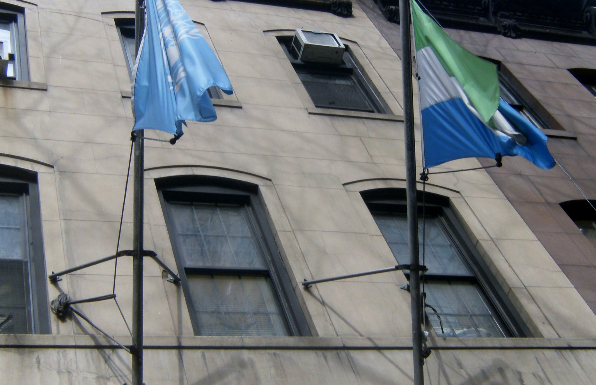 Salone Mission to the UN in New York City