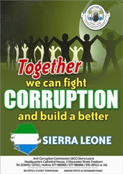 TOGETHER WE CAN FIGHT CORRUPTION