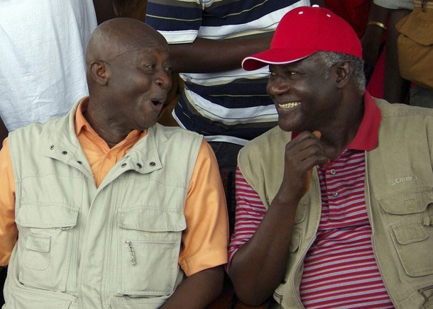 Margai and Koroma marriage not made in heaven