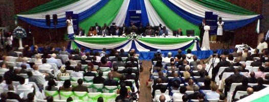 sierra leone trade and investment Confab nov 2011