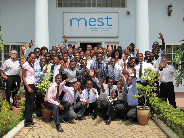 MELTWATER STUDENTS