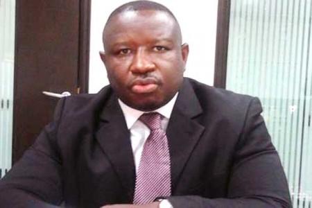SLPP presidential candidate - Maada Bio