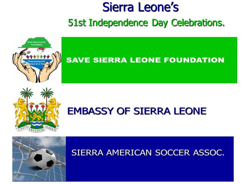 Celebrate Sierra Leone