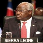President Koroma – presidency in peril