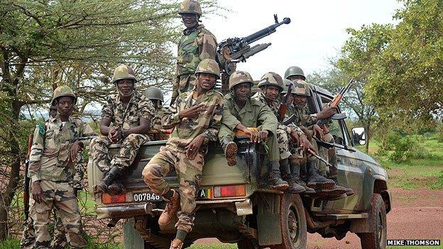 Malian army – BBC
