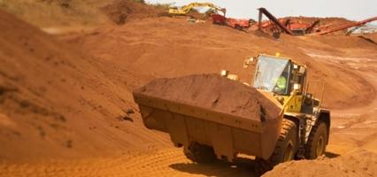 iron ore production in sierra leone