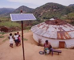 solar power for communities