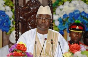 President Ernest koroma 2013