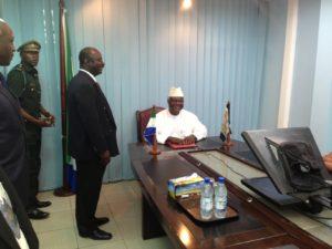 president koroma talks world bank3
