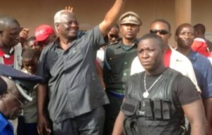 President Koroma - 2013