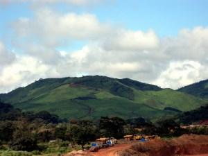 African minerals