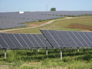 Ghana solar farm