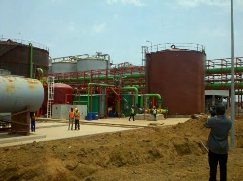 Addax ethanol plant sierra leone