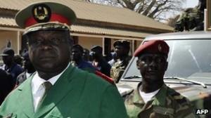 Guinea Bissau army chief