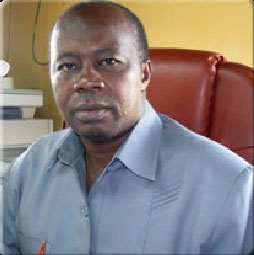 Sierra Leone Chief medical officer