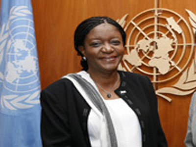 Zainab Hawa-Bangura
