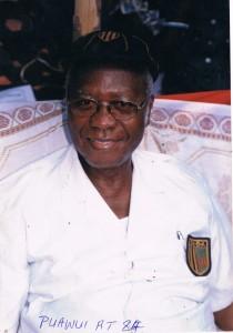 Sama Banya at 84