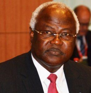 President Koroma - June 2014