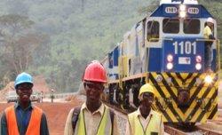 africa minerals railway