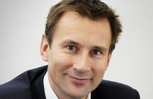 Jeremy Hunt - UK Health Minister