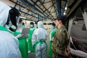 UK ebola supplies